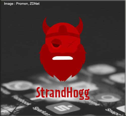 The Strandhogg Android App HiJacker vulnerability has been detected in the wild and has been found on some Apps in the Playstore.